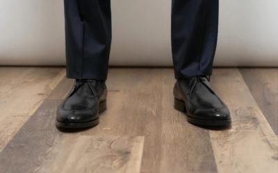 Proper Suit Pants Length & Types of Trouser Breaks