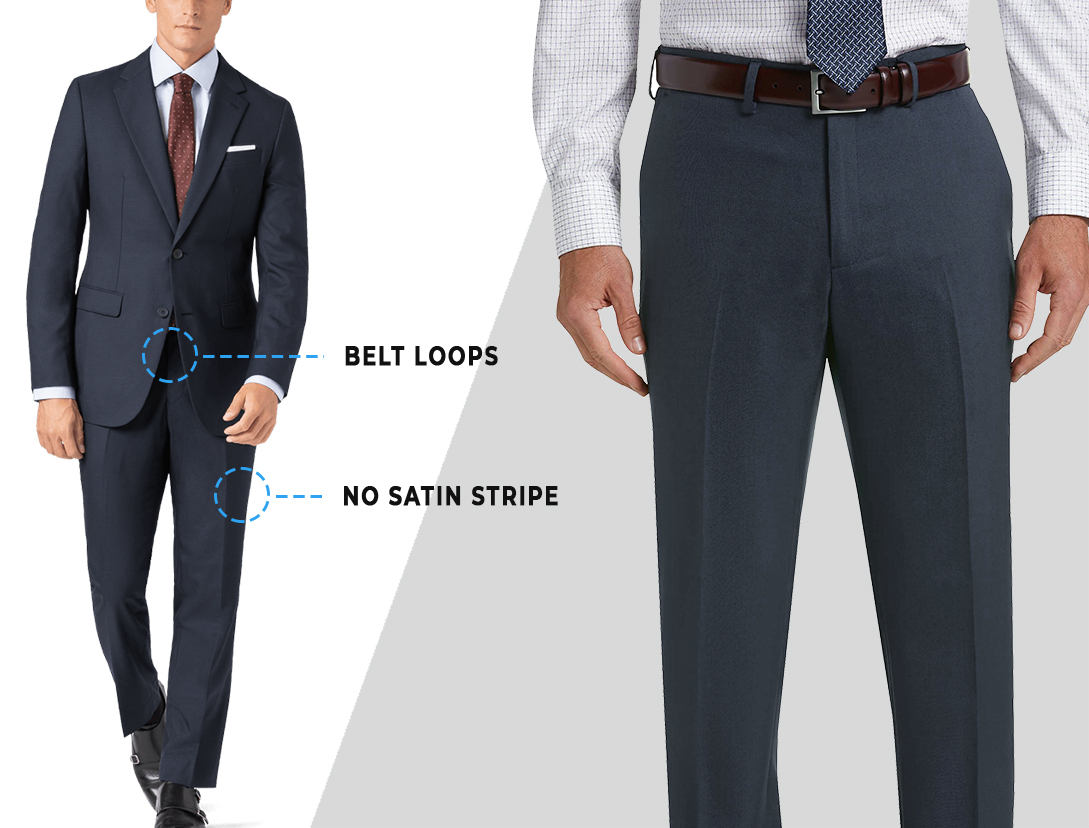 what are dress slacks & key features