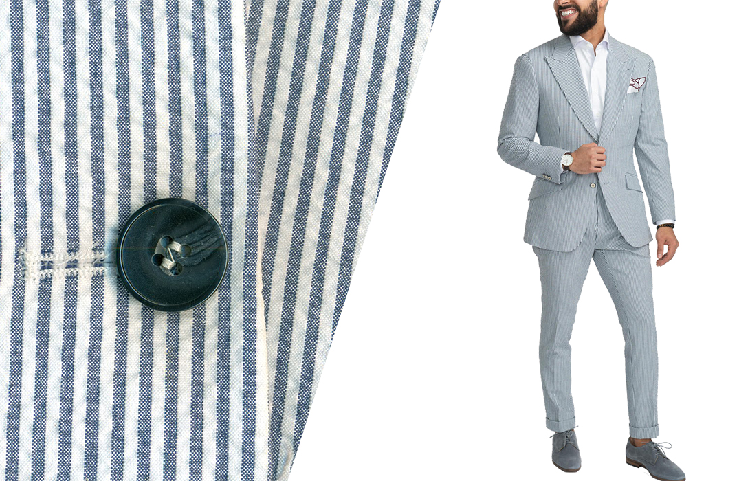 what is and how to wear a seersucker suit