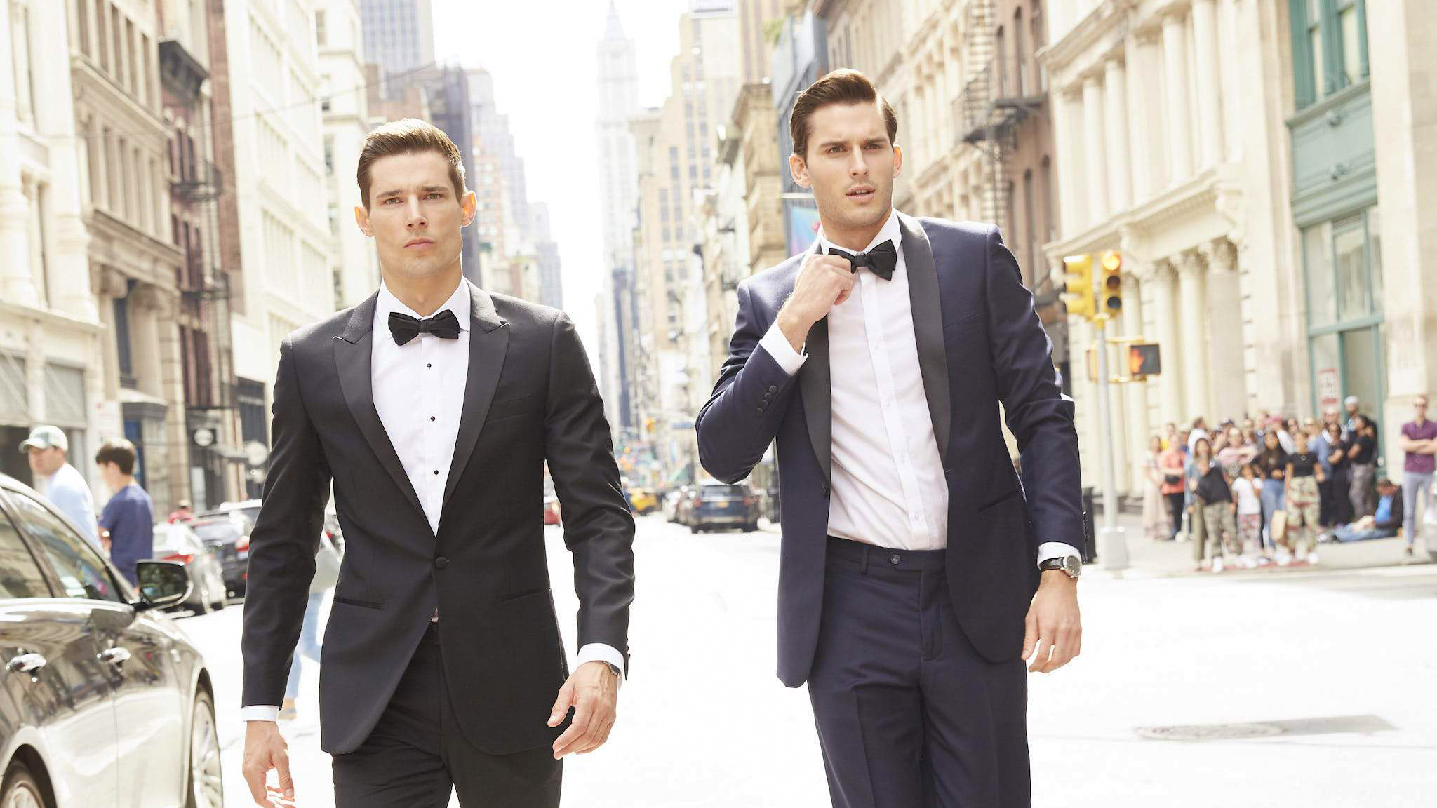 What Is A Tuxedo Shirt & How To Wear One